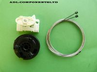 OPEL / VAUXHALL MERIVA WINDOW REGULATOR REPAIR KIT REAR LEFT